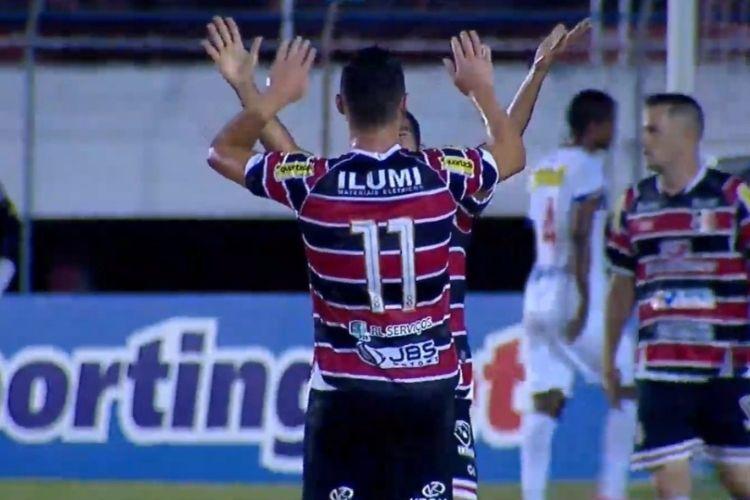 <i>(Foto: Copa do Nordeste/Youtube/Reprodução)</i>