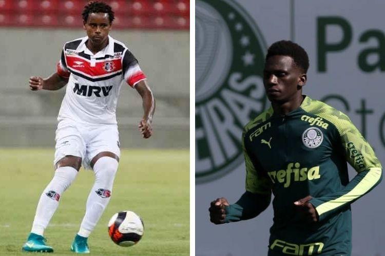 <i>(Foto: Ricardo Fernandes/DP; César Greco/Ag. Palmeiras)</i>