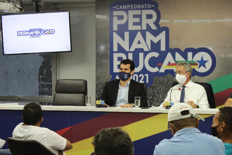 <i>(Foto: Tiago Pavão/FPF)</i>