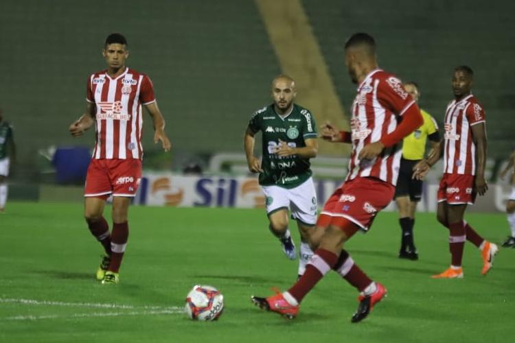 <i>(Foto: Celso Congilio/Guarani FC)</i>