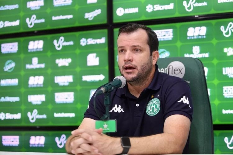 <i>(Foto: Thomaz Marostegan/Guarani FC)</i>