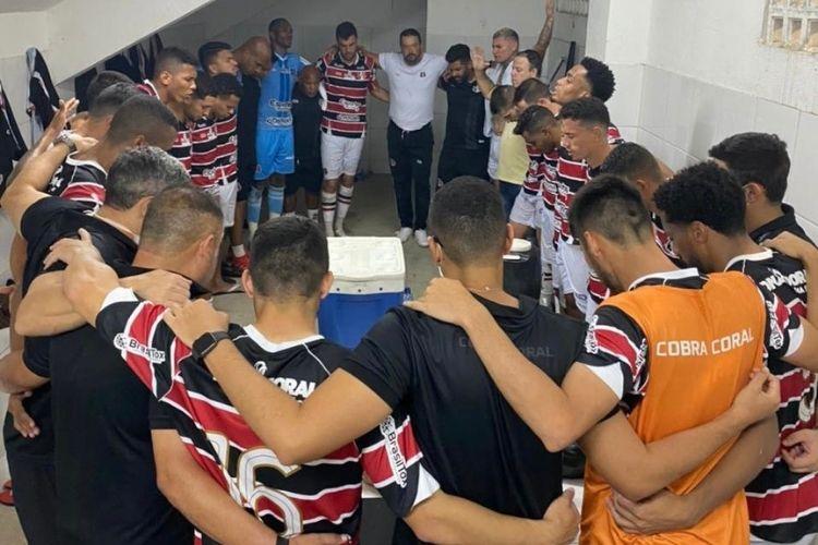 <i>(Foto: Divulgação/Santa Cruz)</i>