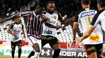 Com um a menos durante 45 minutos, Sport perde no RJ - Foto: Mailson Santana/Fluminense FC