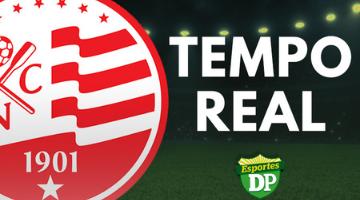 Acompanhe em tempo real o jogo entre Náutico e Cruzeiro  - Foto: Arte/Esportes DP