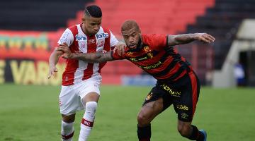 Sport e Náutico iniciam duelo pelo título do Pernambucano  - Foto: Anderson Stevens/Sport