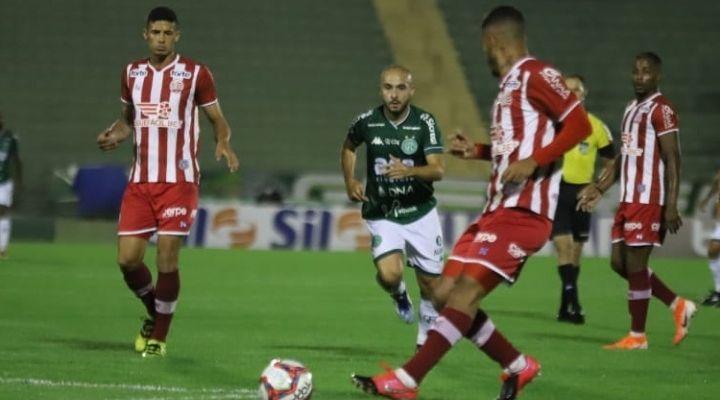 Náutico leva susto, mas garante vitória tranquila sobre Guarani - Foto: Celso Congilio/Guarani FC