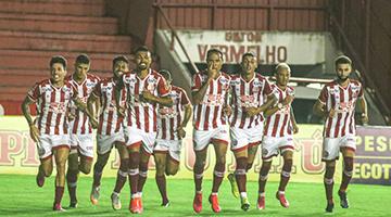 Timbu pode alcançar a  maior sequência de vitórias na Série B  - Foto: Tiago Caldas/Náutico