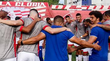 Embalado, Náutico visita Londrina pela 6ª vitória na B - Foto: Tiago Caldas/CNC