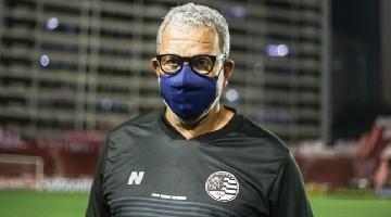 Hélio dos Anjos elogia Carlão: 'é uma grande realidade' - Foto: Tiago Caldas/CNC