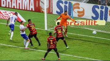 Sport perde novamente e se complica ainda mais na Série A - Foto: Paulo Paiva/DP Foto