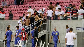 FPF vai assumir dívida do Santa Cruz com o prejuízo da Arena - Foto: Rafael Vieira/ESP. DP FOTO