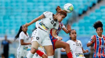 Botafogo e Napoli-SC vão à final do Brasileiro Feminino A2 - Foto: Felipe Oliveira/EC Bahia