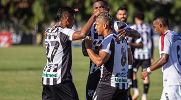 Ceará vence Atlético-CE avança para a semifinal do Estadual  - Foto: Fernando Ferreira/Ceará SC